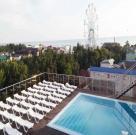 Терраса с бассейном на крыше, Сочи 1